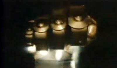 Motörhead iron fist plastic resin pin | England | 1982