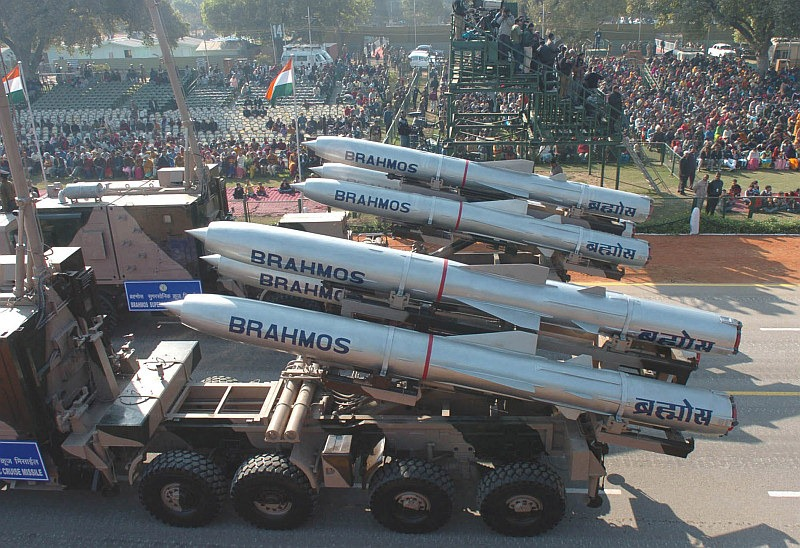 Russo-Indian-Brahmos-Supersonic-Cruise-Missile-R