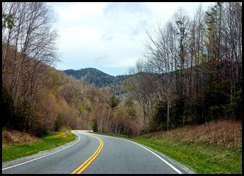 01 - Newfound Gap Road through GSMNP