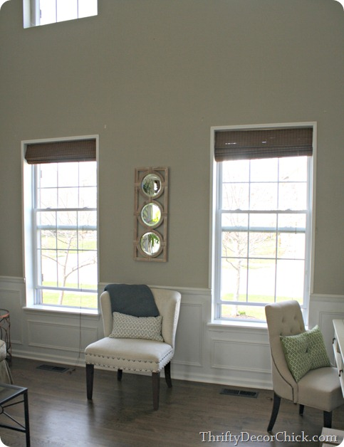 Diy Craftsman Window Trim From Thrifty Decor Chick