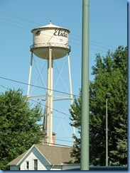 3892 Ohio - Elida, OH - Lincoln Highway (State Route 309)(Kiracofe Ave) - water tower