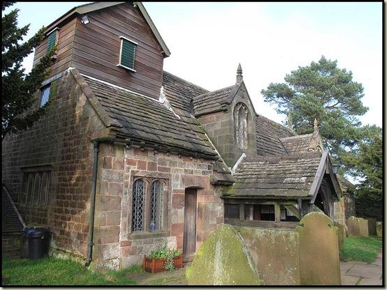 Saint Lawrence Church, Rushton