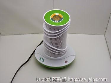 GW無線除濕機重複還原使用
