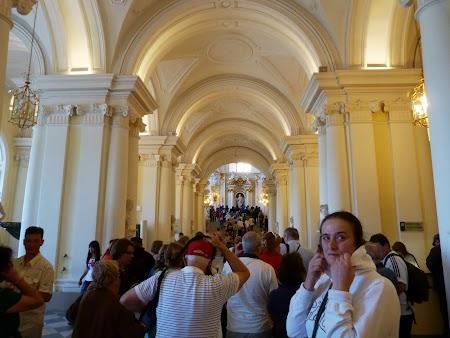 Sala intrare Ermitaj