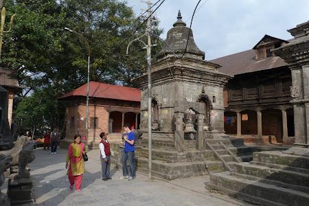 Prin Pashupatinath langa Kathmandu