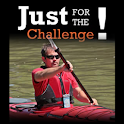 Just For The Challenge logo