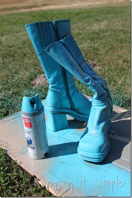 spray painted boots (3)