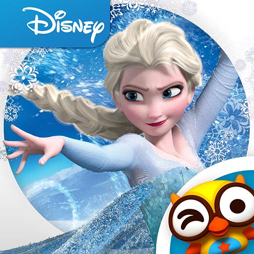 겨울왕국 [디즈니 공식인증] 教育 App LOGO-APP開箱王