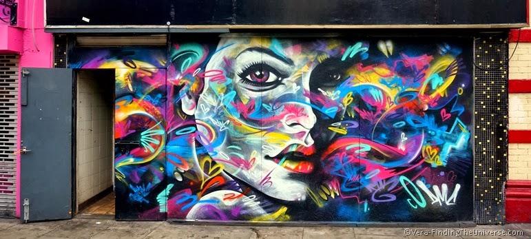 Street Art Dublin