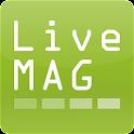 LiveMAG logo