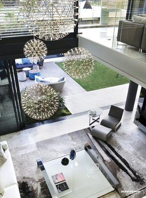Lamparas de diseño Saota Antoni Associates