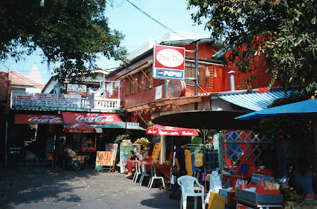 Imagini Bangkok: Khao San Road