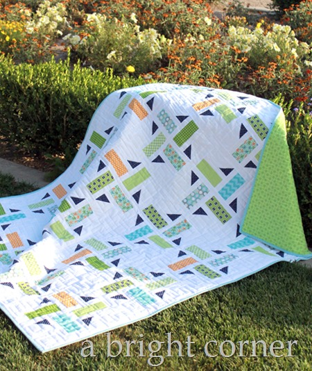 Division quilt pattern