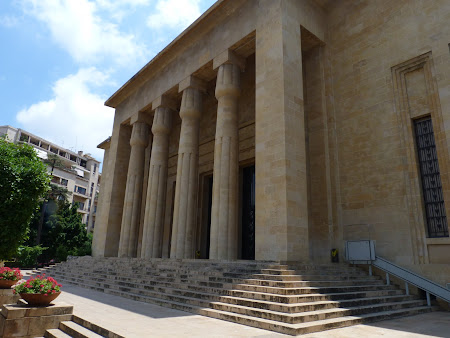 Imagini Liban - National Museum of Beirut.JPG