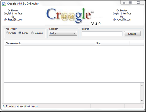 seo Download Craagle V4 0 – Serial Number & Crack Finder 2013