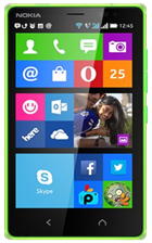 "Nokia X2 4.3"" Android"
