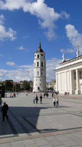 Torre do Sino - Vilnius