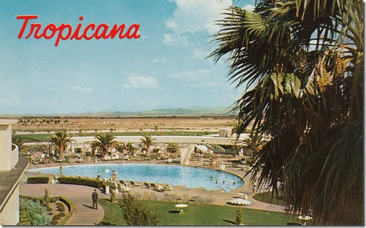 The Tropicana Hotel, Las Vegas, Nevada pg. 1
