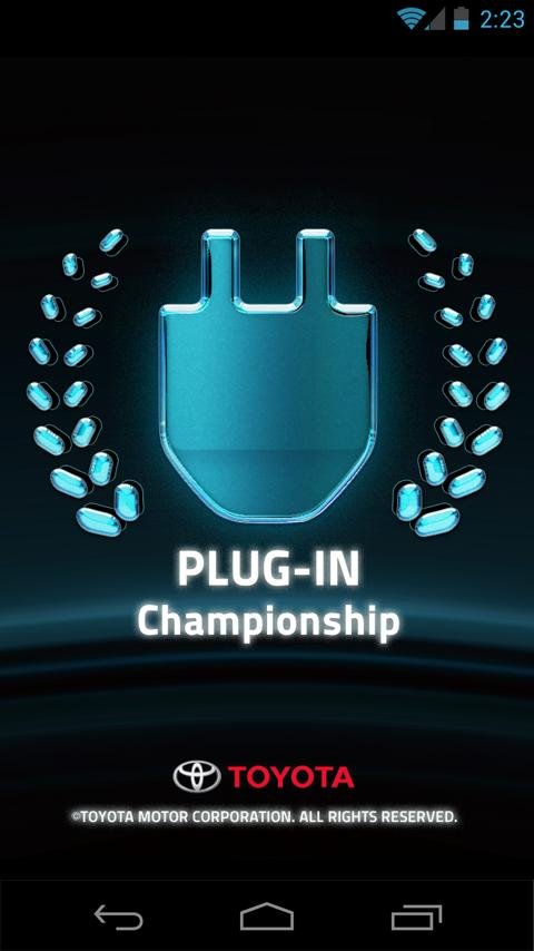 PLUG-IN Championship - screenshot