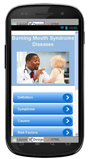 Burning Mouth Syndrome Disease
