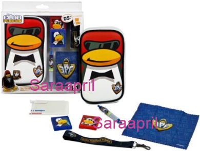 Club Penguin 8-in-1 Accessory Kit :)