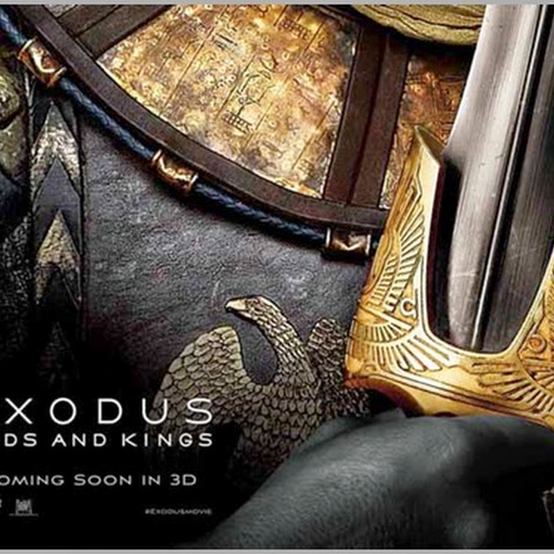 """Exodus: Gods and Kings"" Trailer Reveal"