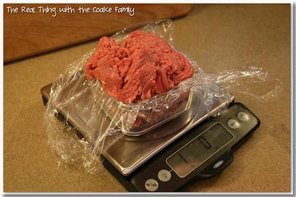 Food Savings Tip Freezer Packing Meat