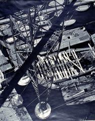 László Moholy-Nagy - Funkturm - radio tower - Berlin - 1926