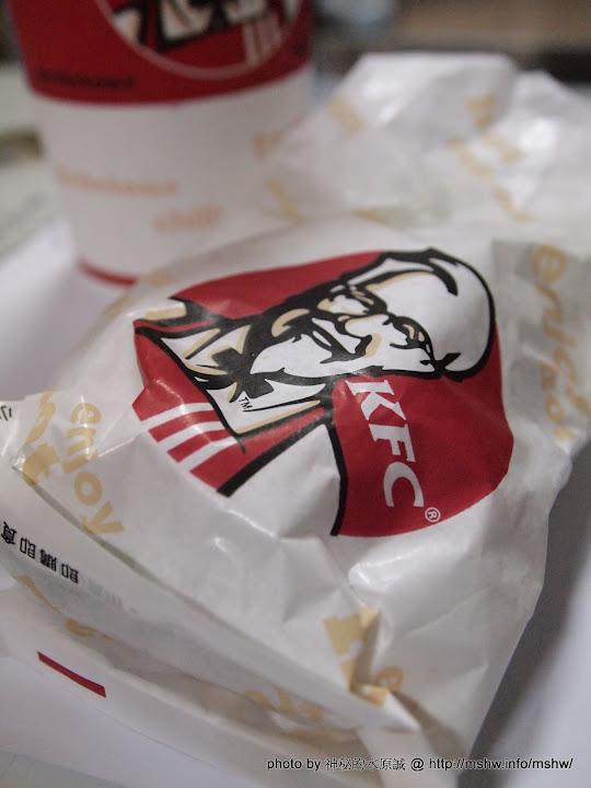 """肯德基KFC""""雙層雞腿起司飽"""""""
