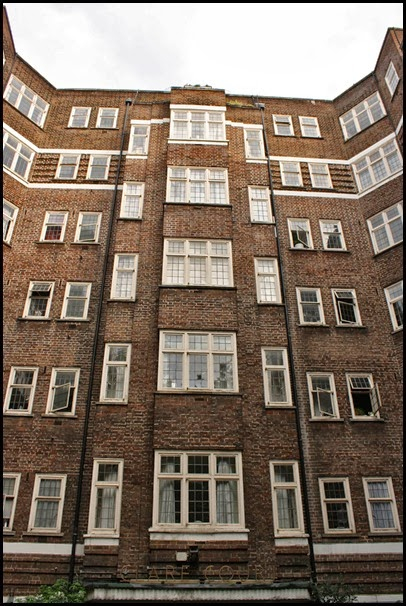 Art Deco Clare Court London