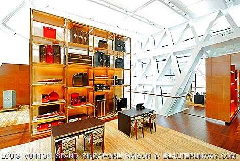 Louis Vuitton Island Singapore Travel Trunks Lugguage Bags and Accessories