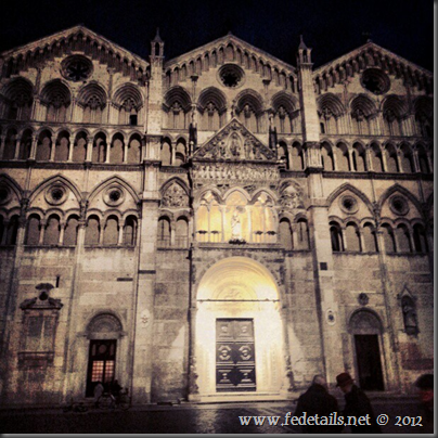 Foto Instagram 1, Ferrara, Emilia Romagna, Italia - Instagram Photo 1, Ferrara, Emilia Romagna, Italy - Property and Copyrights of www.fedetails.net