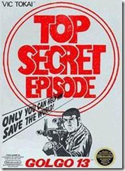 NES_Golgo_13_Top_Secret_Episode_Box