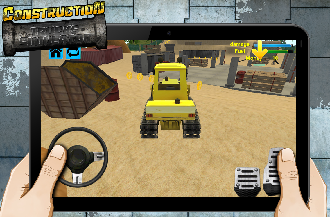 construction truck simulator android apps on google play