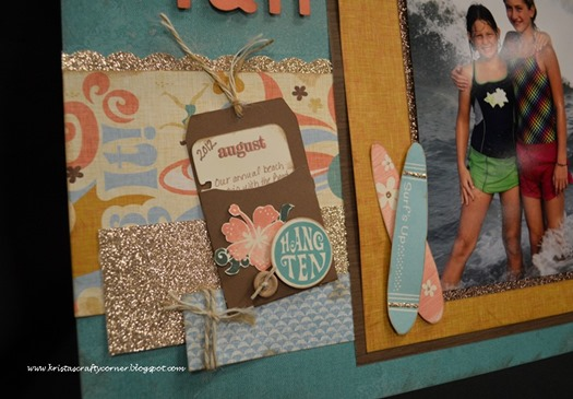 Surfs Up layout_beach_extravaganza submission_lose up journaling