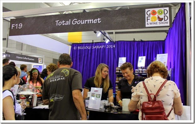 Good Food and Wine Show 2014 - Total Gourmet © BUSOG! SARAP! 2014