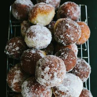 St. John Bakery Doughnuts.