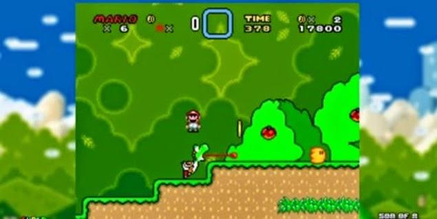 Ein erstaunlicher Glitch macht Super Mario World viel leichter