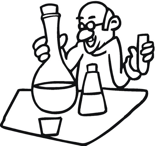 Imagenes Para Colorear De La Quimica Imagui