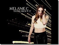 Melanie C think about it