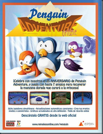 penguin adventure online