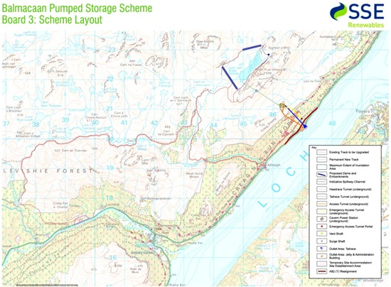 Balmacaan Pumped Storage Scheme
