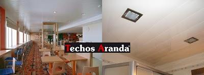 Techos aluminio Inca