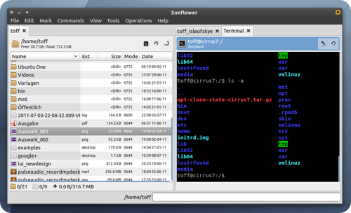 sunflower_filemanager2