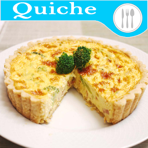 download quiche recipes for pc