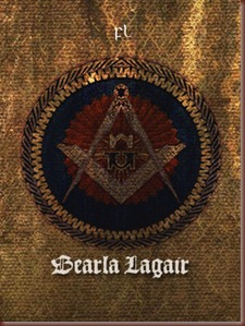 Bearla Lagair Cover