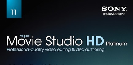 SONY Vegas Movie Studio HD 11 Download
