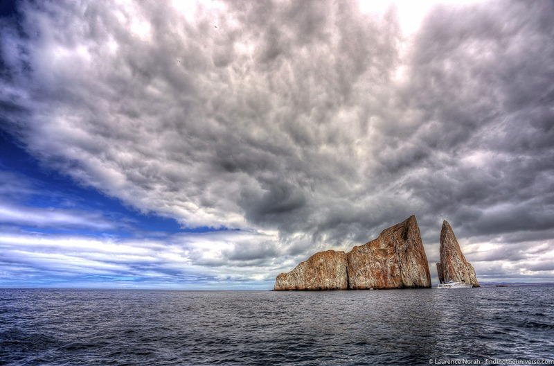 kicker rock Galapagos - scaled