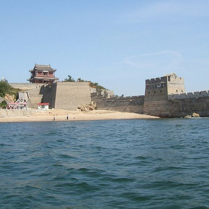 Old Dragon's Head: Where The Great Wall of China Meets the Sea