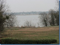 5805 Texas, Garland - view of Lake Ray Hubbard from our room Best Western Lakeview Inn